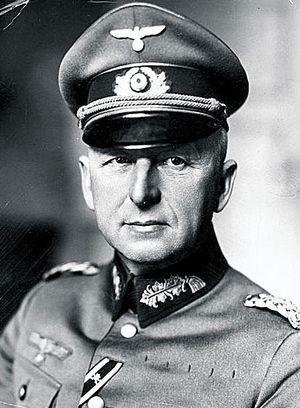 Эрих фон Манштейн. Настоящая фамилия лучшего полководца Третьего рейха была... Левински