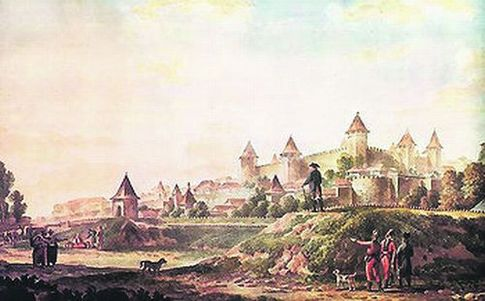 Бендеры. Тут Орлик и Карл XII поделили бюджет Украины за 20 лет
