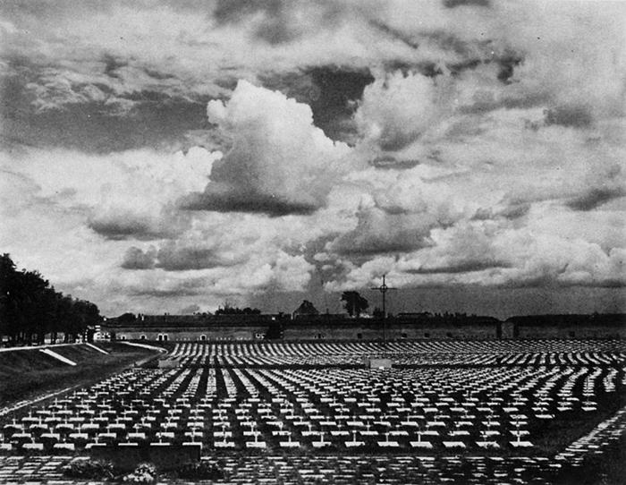 Кладбище украинцев, погибших а лагере Терезин в 1914—1917 гг.