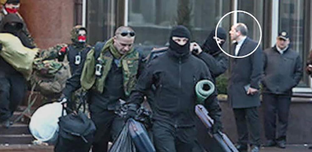 Грузинский снайпер назвал двух причастных к расстрелам на Майдане