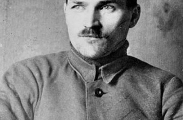 Товарищ Артем, вождь донецко-криворожского народа